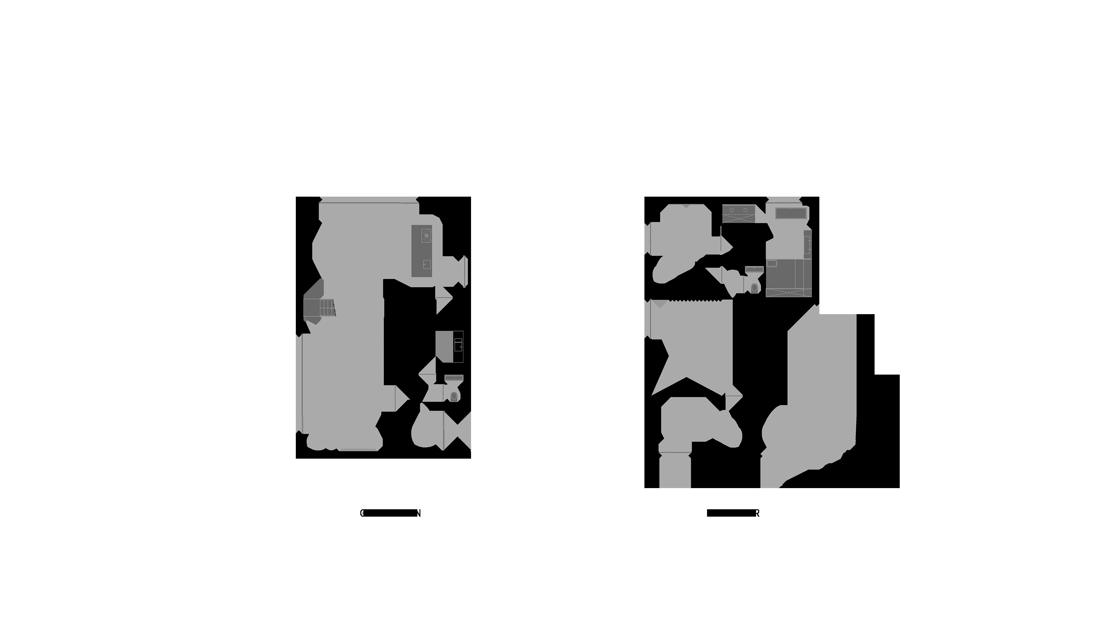 plattegrond nieuwbouw villa ambyerveld