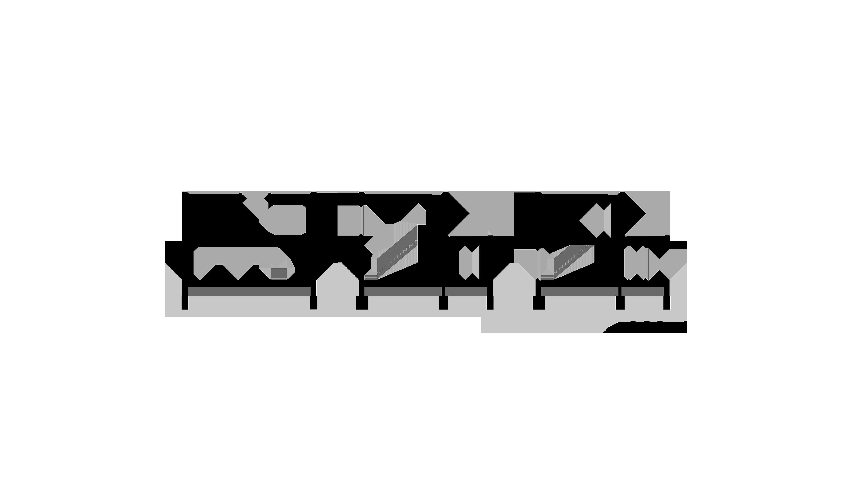 doorsneden nieuwbouw villa ambyerveld
