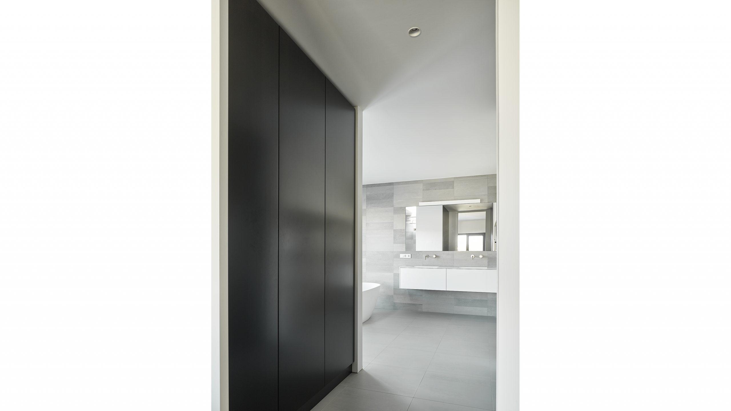 interieur badkamer nieuwbouw villa ambyerveld