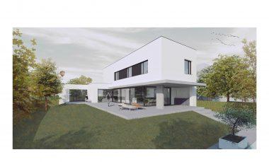 exterieur nieuwbouw villa nieuw stalberg venlo