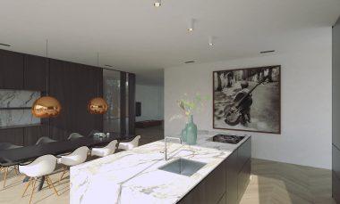 interieur nieuwbouw villa nieuw stalberg venlo